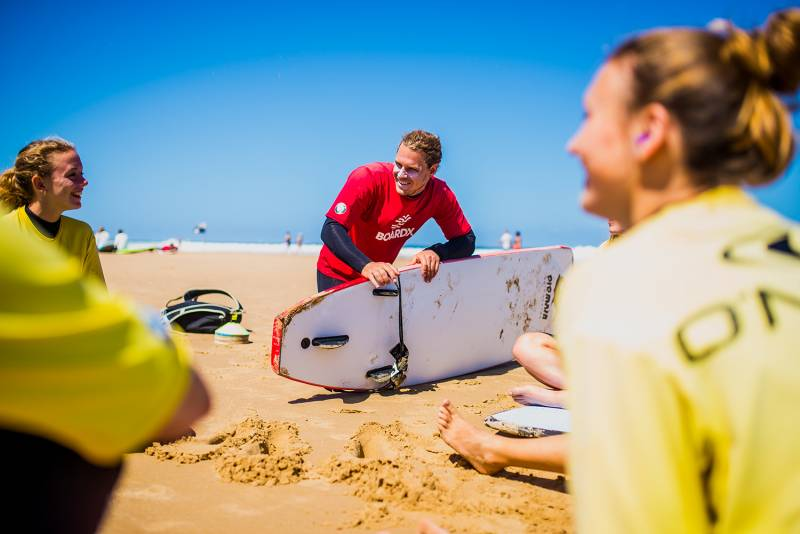 ISA & SLSGB Lifeguard course