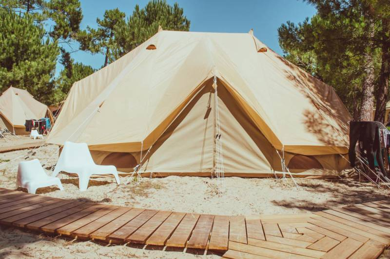 Montalivet Luxe Tipi