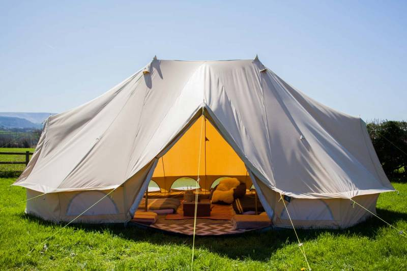 Luxe Tipi Family 3
