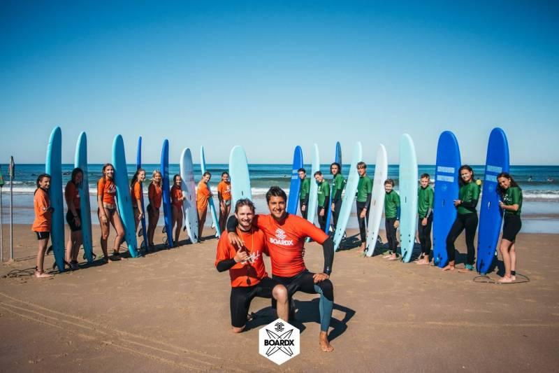 International Surf Coach Cursus in het BoardXHouse (Marokko)