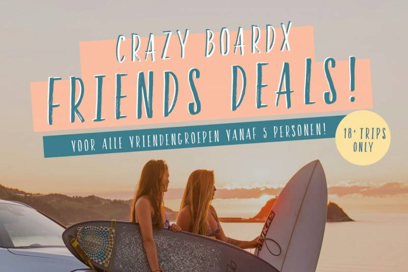 Bring a Friend and get more to spend!