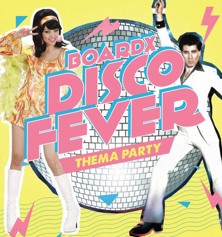 PARTY THEMA 2018: D.I.S.C.O. FEVER!