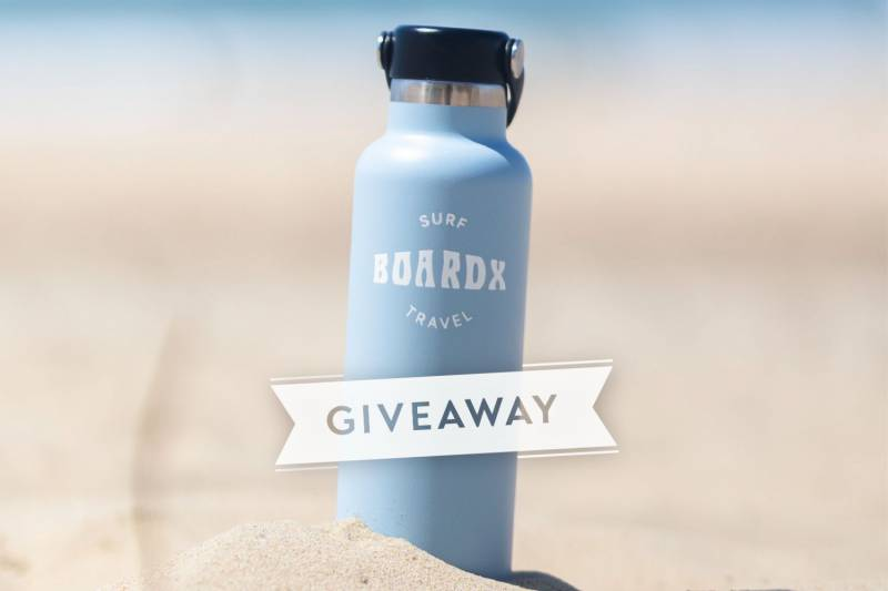 HYDRO FLASK GIVEAWAY!