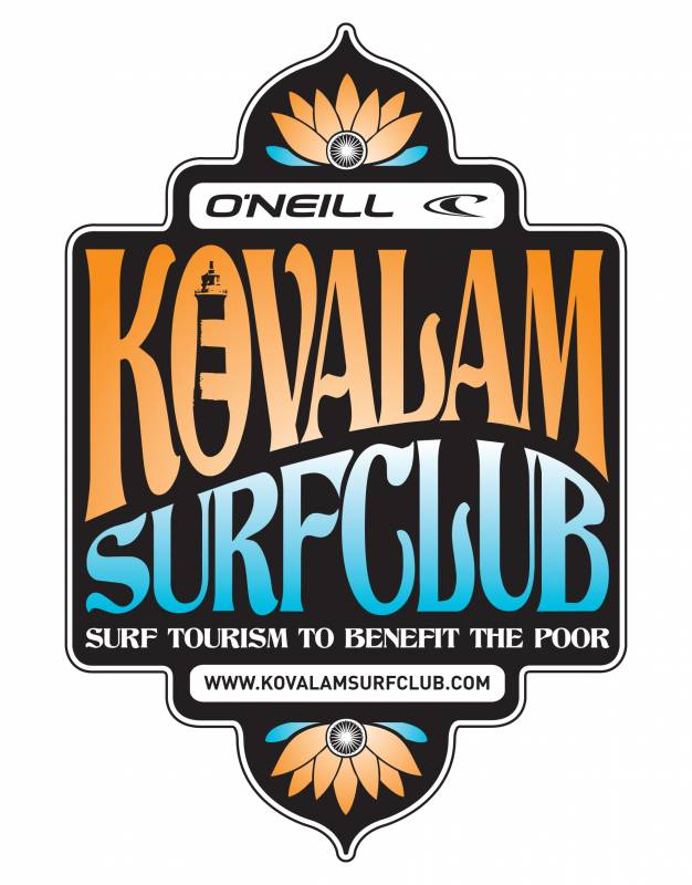 BOARDX SCHENKT €8000 AAN KOVALAM SURFCLUB INDIA!