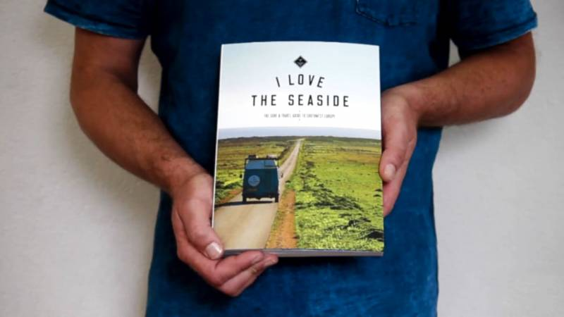 Win de 'I Love The Seaside - Southwest Europe' Surfreisgids!